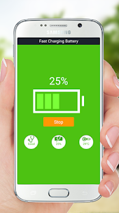 Fast Charging Battery- screenshot thumbnail