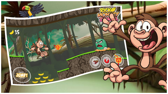 Ricko Monkey Jungle - screenshot
