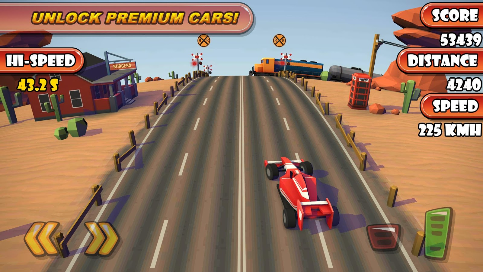 Highway Traffic Racer Planet Screenshot 5