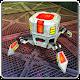 Spider Battle Robot Superhero