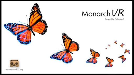 MonarchVR: Meditate in VR - screenshot