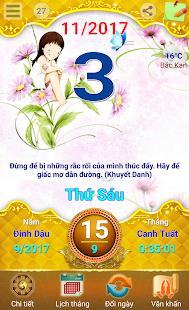 Free Lich Van Nien - Lịch VN 2017 APK for Windows 8