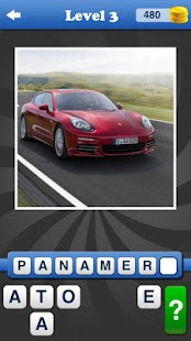 Whats the Car? Sports Quiz! - screenshot