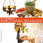 Shirodhara treatment in Gurgaon contact @ 0124-6450255