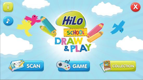 HiLo School Draw & Play APK for Bluestacks