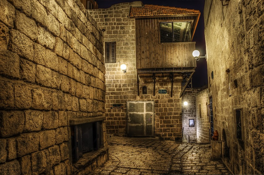 Jaffa,Tel Aviv by Jojo Valerio  - Buildings & Architecture Public & Historical