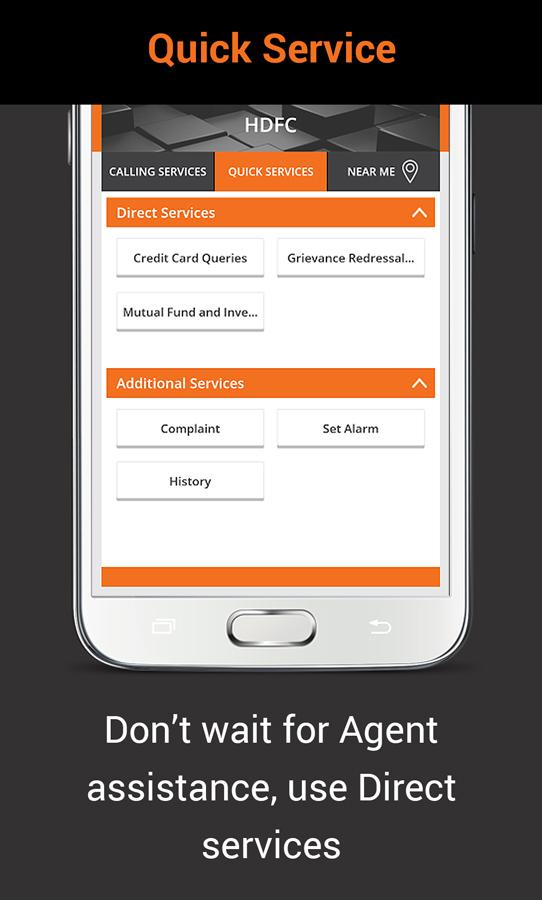 RightTap - CustomerCare on Tap Screenshot 5