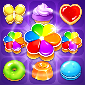 Sugar POP : Puzzle Master For PC