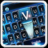 Download Blue Steel Keyboard Theme APK for Laptop