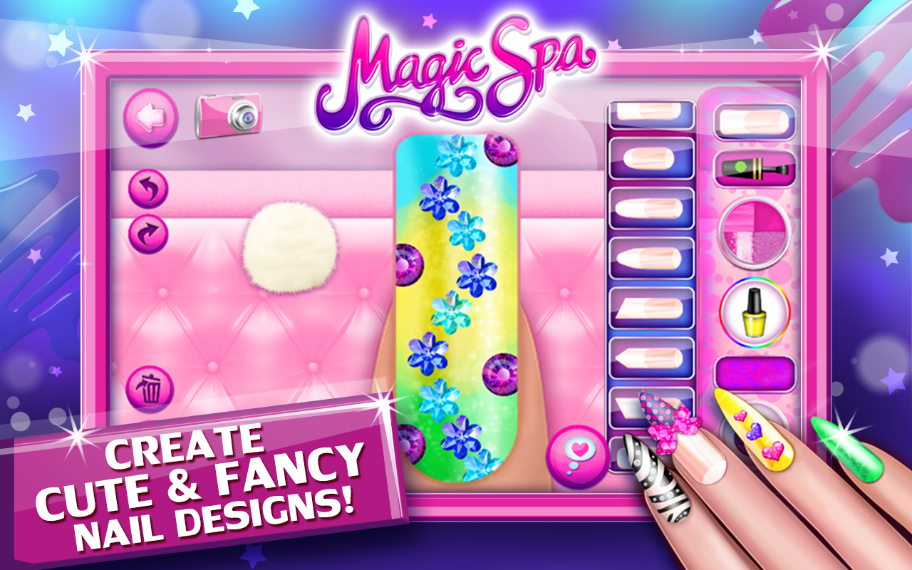 Nail Salon & Toenail Magic Spa Screenshot 2