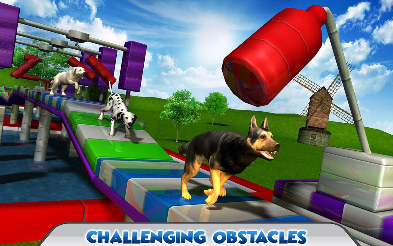 Stunt Dog Simulator 3D Screenshot 5