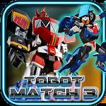 Car Tobot Match 3 Icon