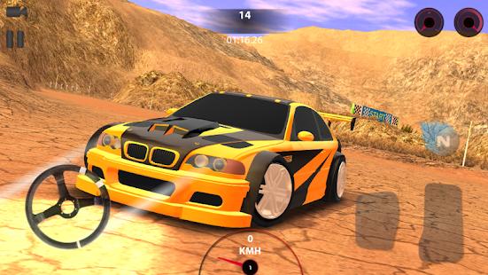 Game M3 E46 Drift APK for Kindle