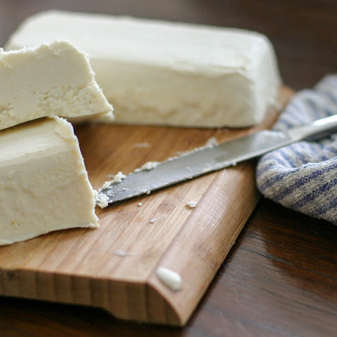 Homemade Dairy-free Butter
