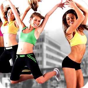 Aerobic fitness workout for Android