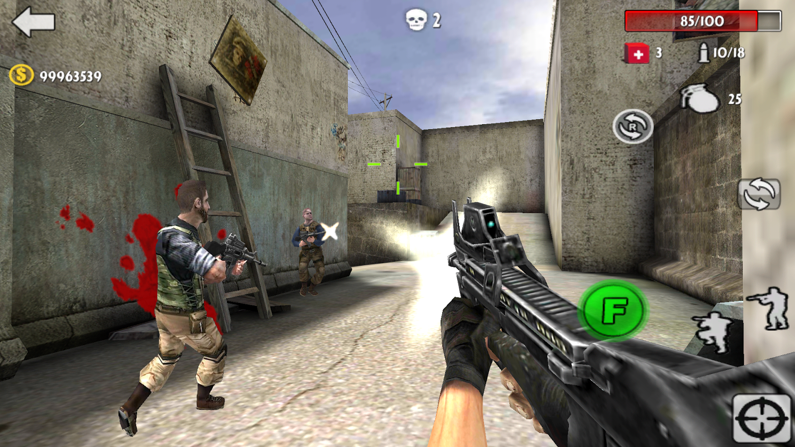 Gun Strike Shoot Screenshot 8