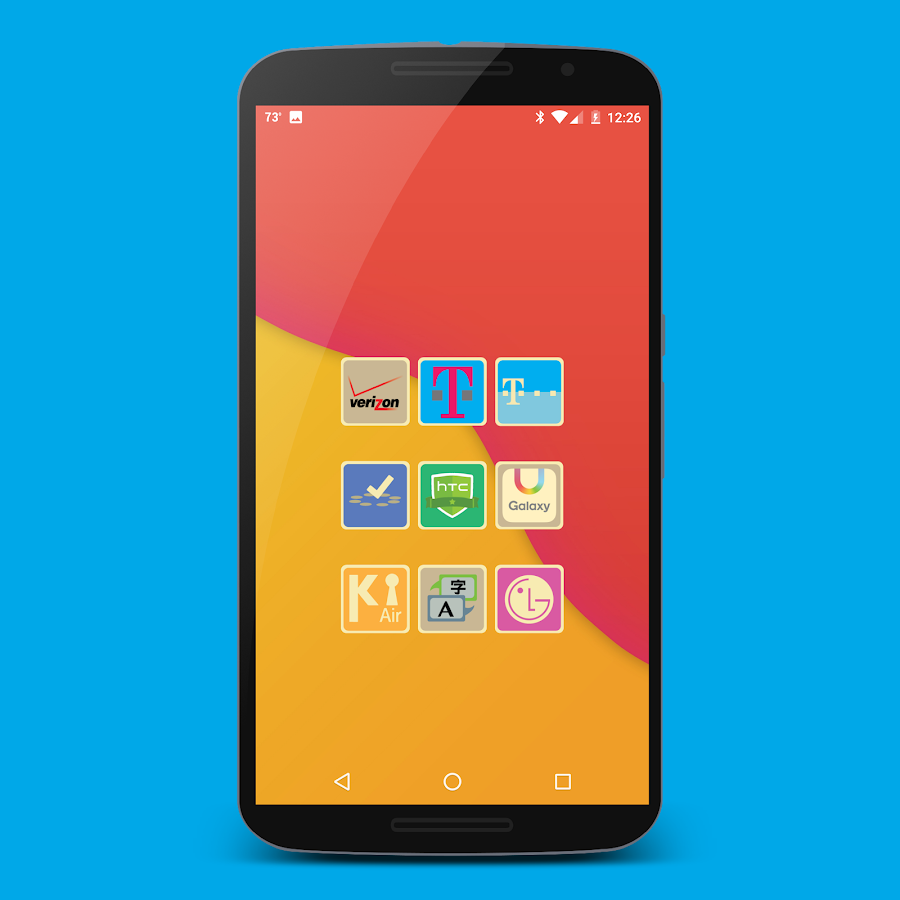 Retrofit Icon Pack Screenshot 9