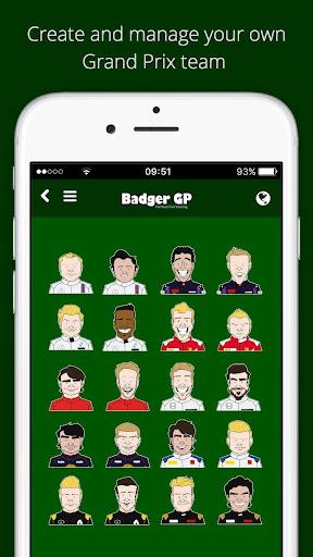 Bger GP - screenshot