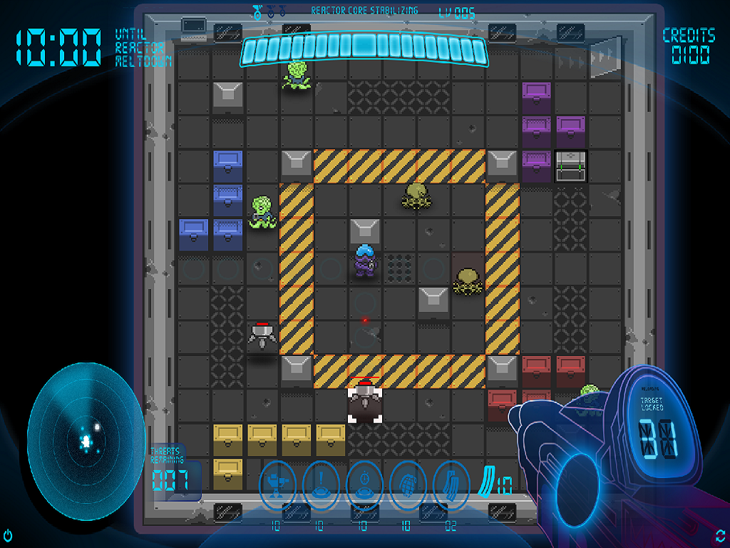 Super Space Meltdown Screenshot 4