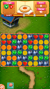 Game Fruit Cookie apk for kindle fire