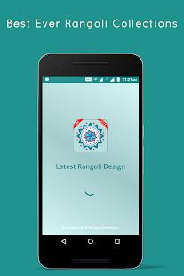 Latest Rangoli Design - 2018 APK for Bluestacks