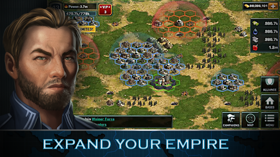 APK Game War of Nations: PvP Domination for BB, BlackBerry