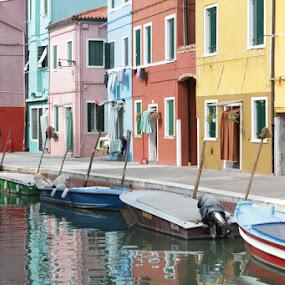 Venice Colors by Habashy Photography - City,  Street & Park  Neighborhoods
