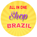 All in one shopping app Brazil:A shopping guide Icon