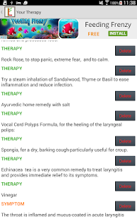 Laryngitis Help - screenshot