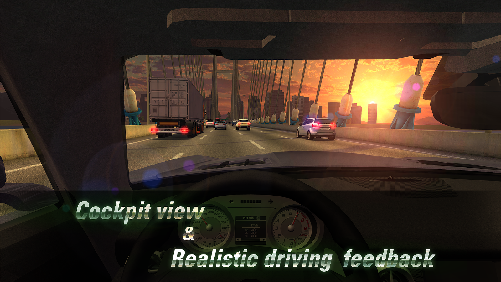Overtake : Traffic Racing Screenshot 3