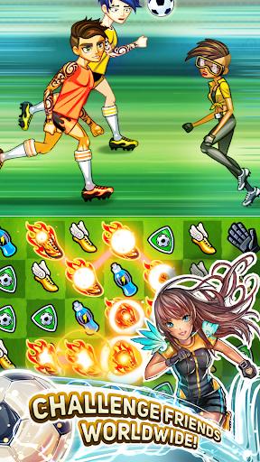 Puzzle Soccer - screenshot