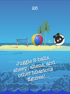 Beachy Ball - Beach Ball Fun! - screenshot