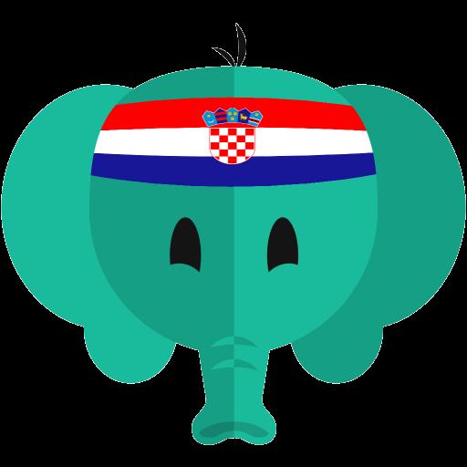 Android aplikacija Jednostavno naučite hrvatski na Android Srbija