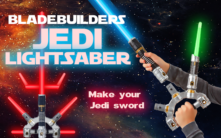 android Conception Jedi Lightsaber Screenshot 0