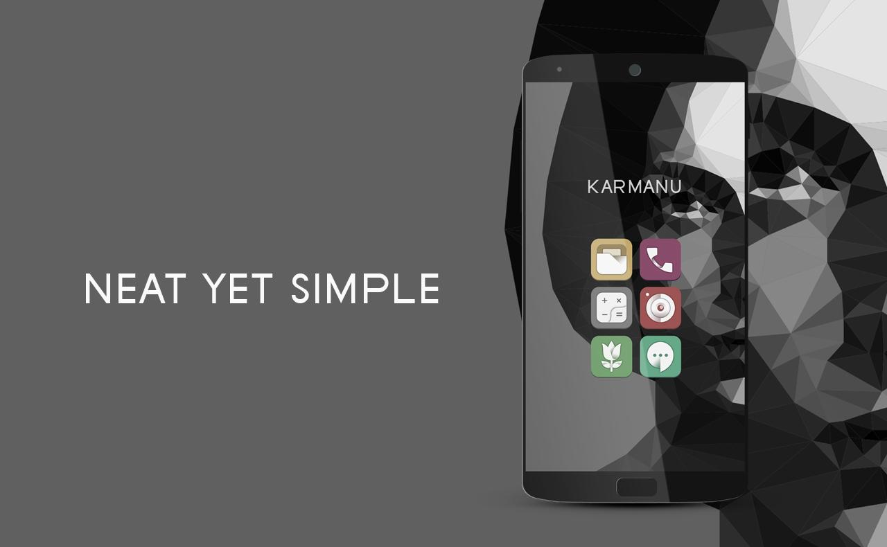 Karmanu Icon Pack Screenshot 1