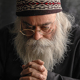 Praying Soul by Rakesh Syal - People Portraits of Men (  )