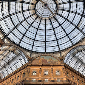 Galleria Vittorio Emanuele II by Joana Kruse - Buildings & Architecture Architectural Detail