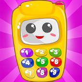 Baby Phone For Kids - Toddler Learning