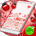 Download Ladybug Keyboard Theme APK for Android Kitkat
