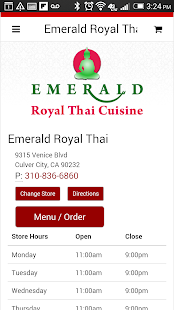 Emerald Royal Thai - screenshot