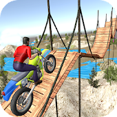 Bike Stunt Tricks Master Icon
