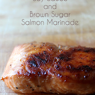 Soy Sauce and Brown Sugar Marinade