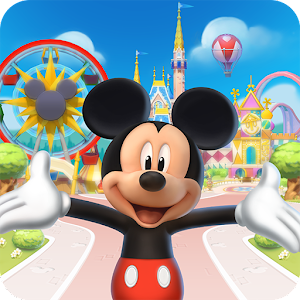 Disney Magic Kingdoms: Build Your Own Magical Park For PC (Windows & MAC)