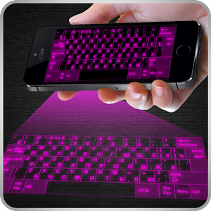 Hologram keyboard 3D Simulator
