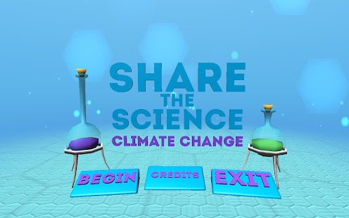 Share the Science: CO2 screenshot for Android
