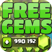 Free 100k Gems for Clash of Clans APK for Windows 8