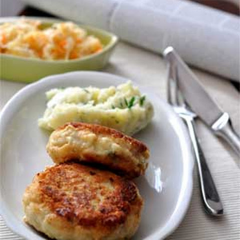 Fish Patties (Pollock)