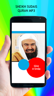 Sheikh Sudais Quran MP3 - screenshot
