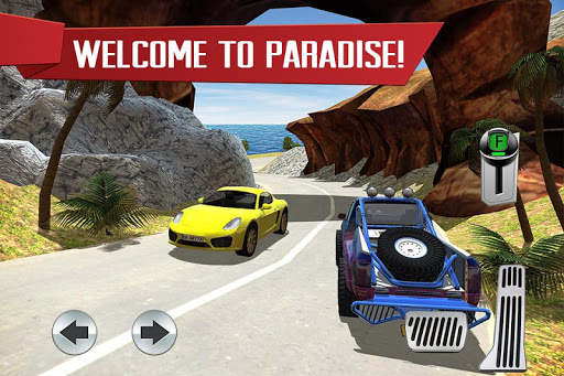 Parking Island: Mountain Road For PC