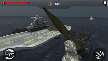Screenshot of Navy Carrier Strike - Gunner